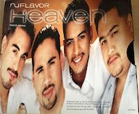 Nu Flavor - Heaven (CDS) (1997)