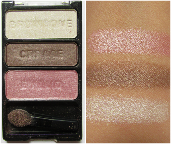 Wet´n Wild Eyeshadow Trio - 381B Sweet As Candy