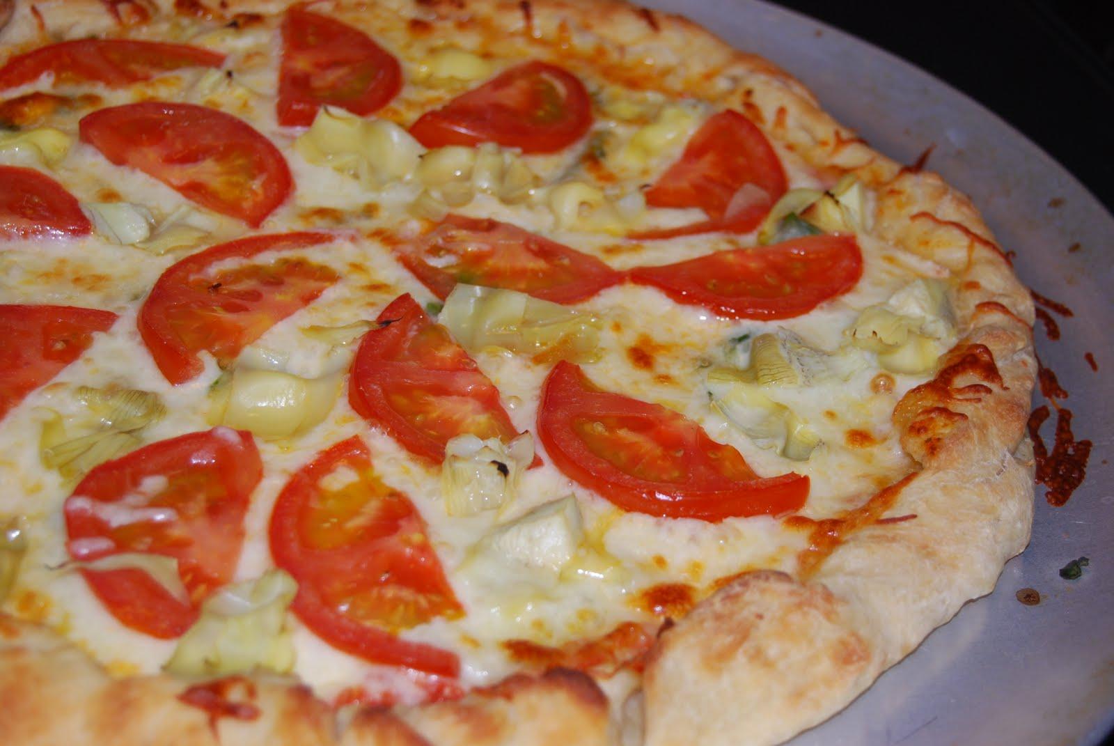 Thin Crust Pizza Dough Recipe — Dishmaps
