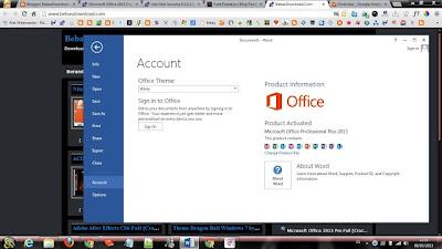 Office 2013 Full