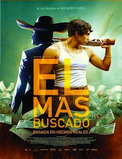 El más buscado (El charro misterioso) (Mexican Gangster) (2014)