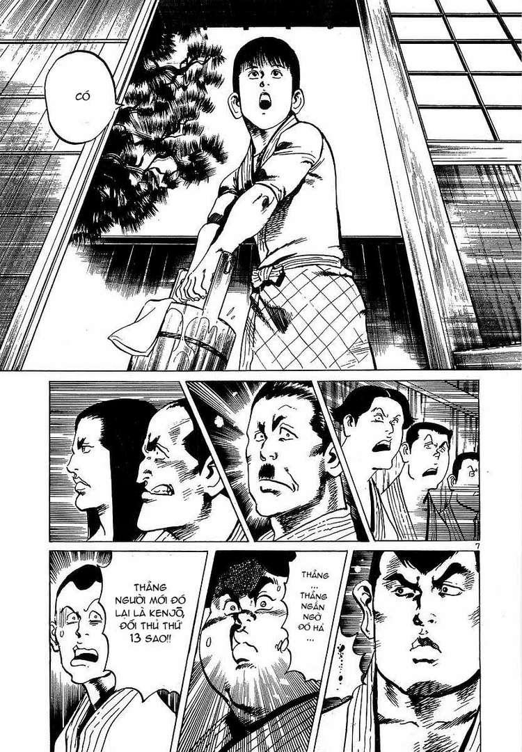 Conde koma trang 8
