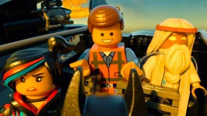 la lego película, emmett, chris pratt, personajes, vitruvius, el zorro con gafas