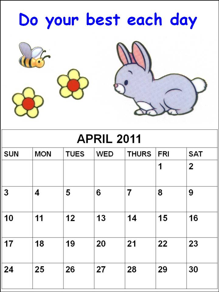 Calendar Kids April : Cute april quotes quotesgram