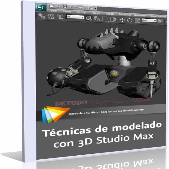 3d studio max 8 espanol: