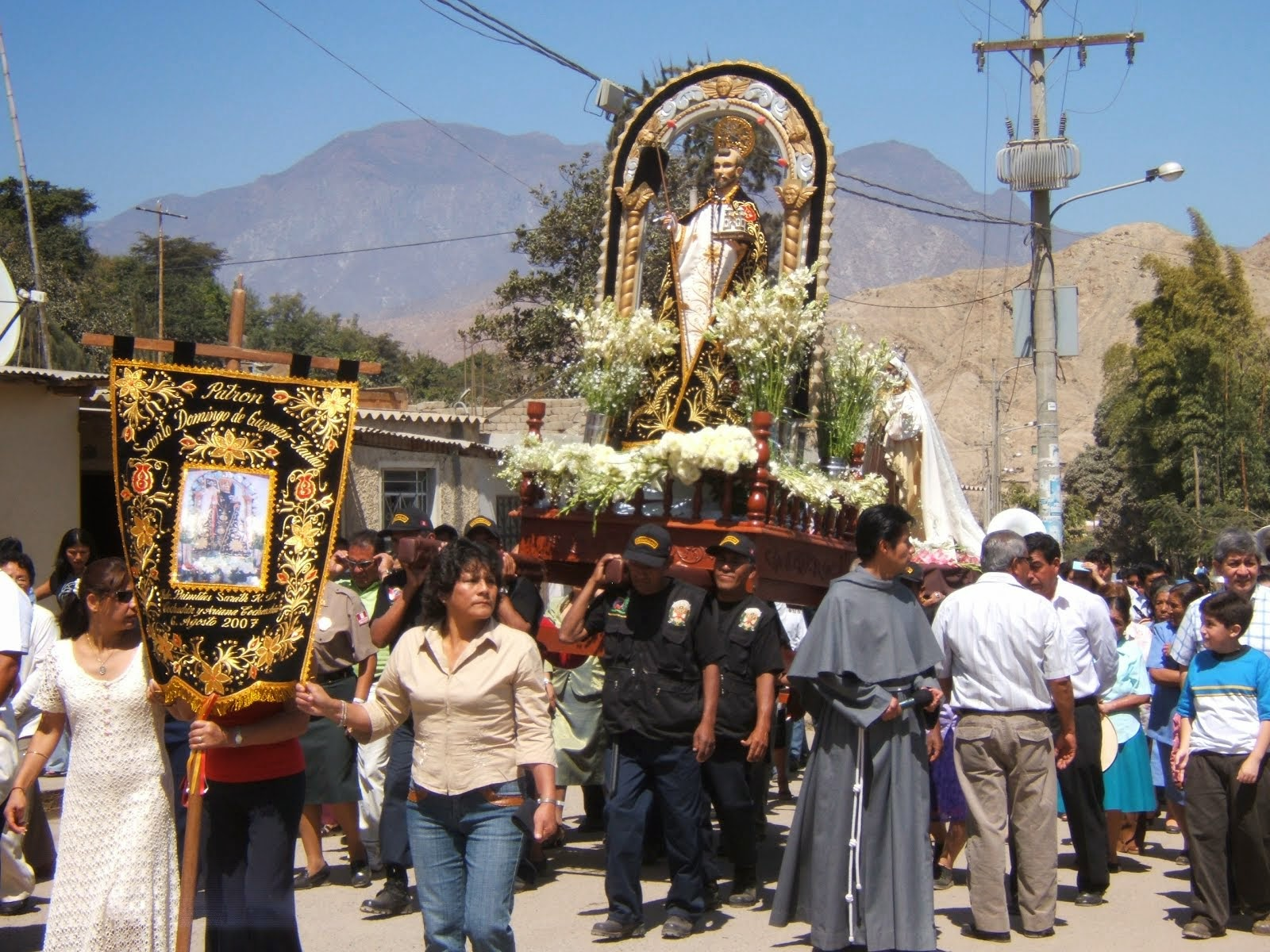 Santo Domingo de Yautan