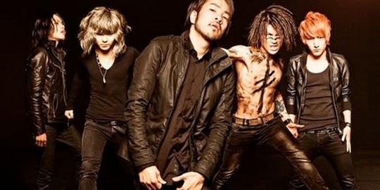 Crossfaith, Concert, Actu J-Music, J-Music, Metalcore,
