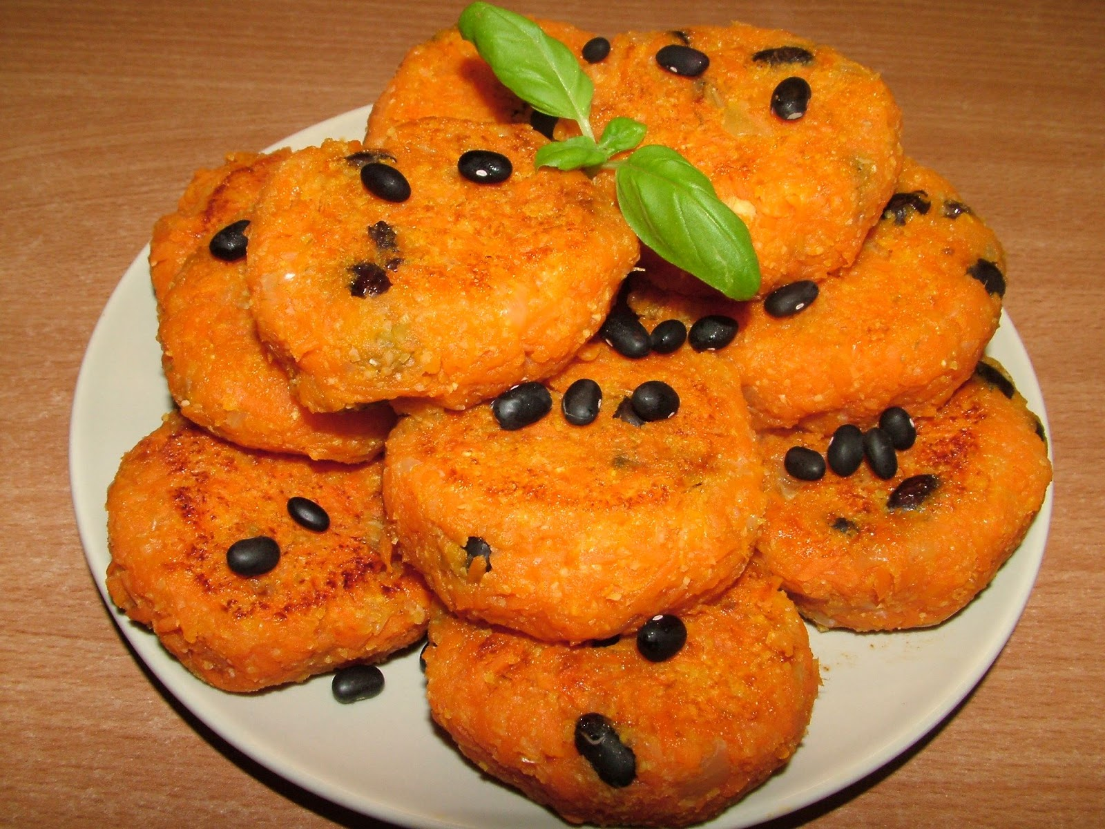 Kotlety marchewkowe