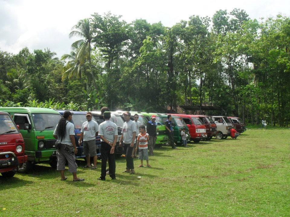 HIJET OWNER INDONESIA MG (MOBIL GROUP): Jambore Nasional Hijet Ke-1