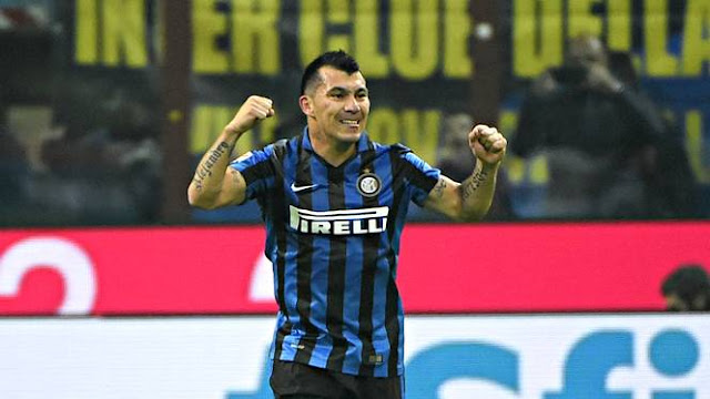 Medel Yakin Inter Milan Juara Scudetto