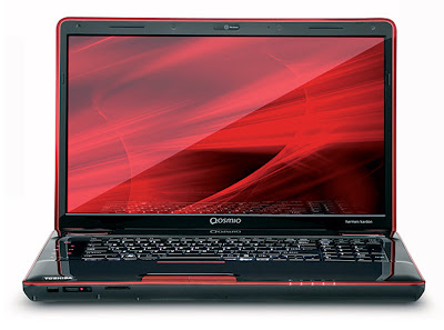 Laptop Toshiba Qosmio X500-Q930X