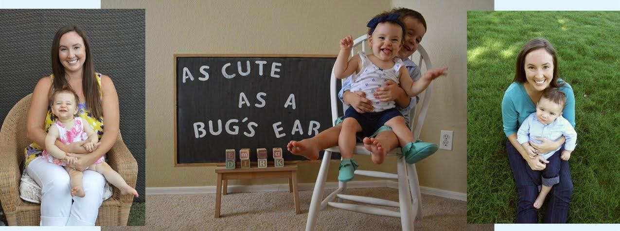 As Cute as a Bug's Ear