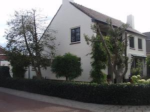 Ons huis aan de Papelaan
