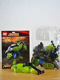 lego hulk instructions and pieces