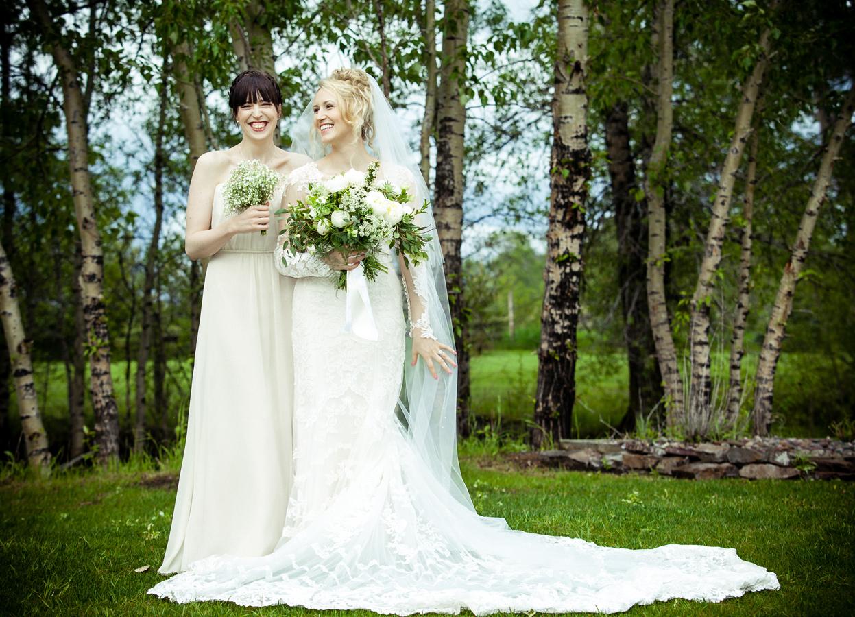 bridesmaid / photography Braden Tenney