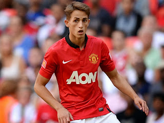 Januzaj Is Messi In Making, He Should Learn How To Take Kicking From Messi ~ David Moyes (Man Utd Boss)