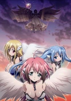 Gekijouban Sora No Otoshimono: Tokei Jikake No Angeloid - Gyo (2012) Poster