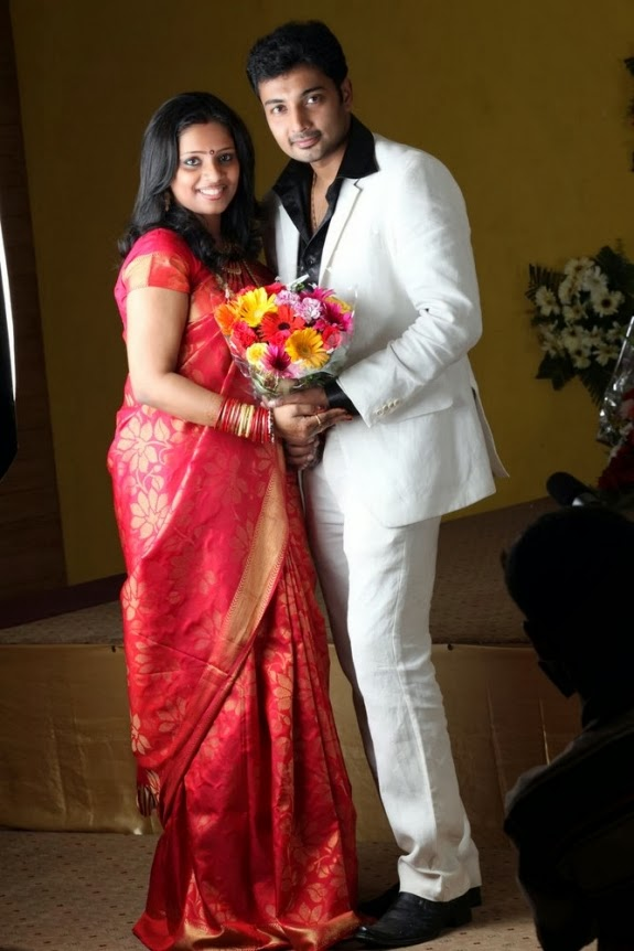 Tamil Cinema Celebrities Wedding Reception | Marriage ...
