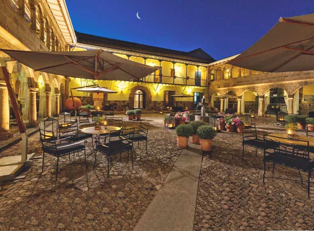 Viajar a peru consejos de viaje cusco de lujo hoteles 5 - Hoteles roma 5 estrellas ...