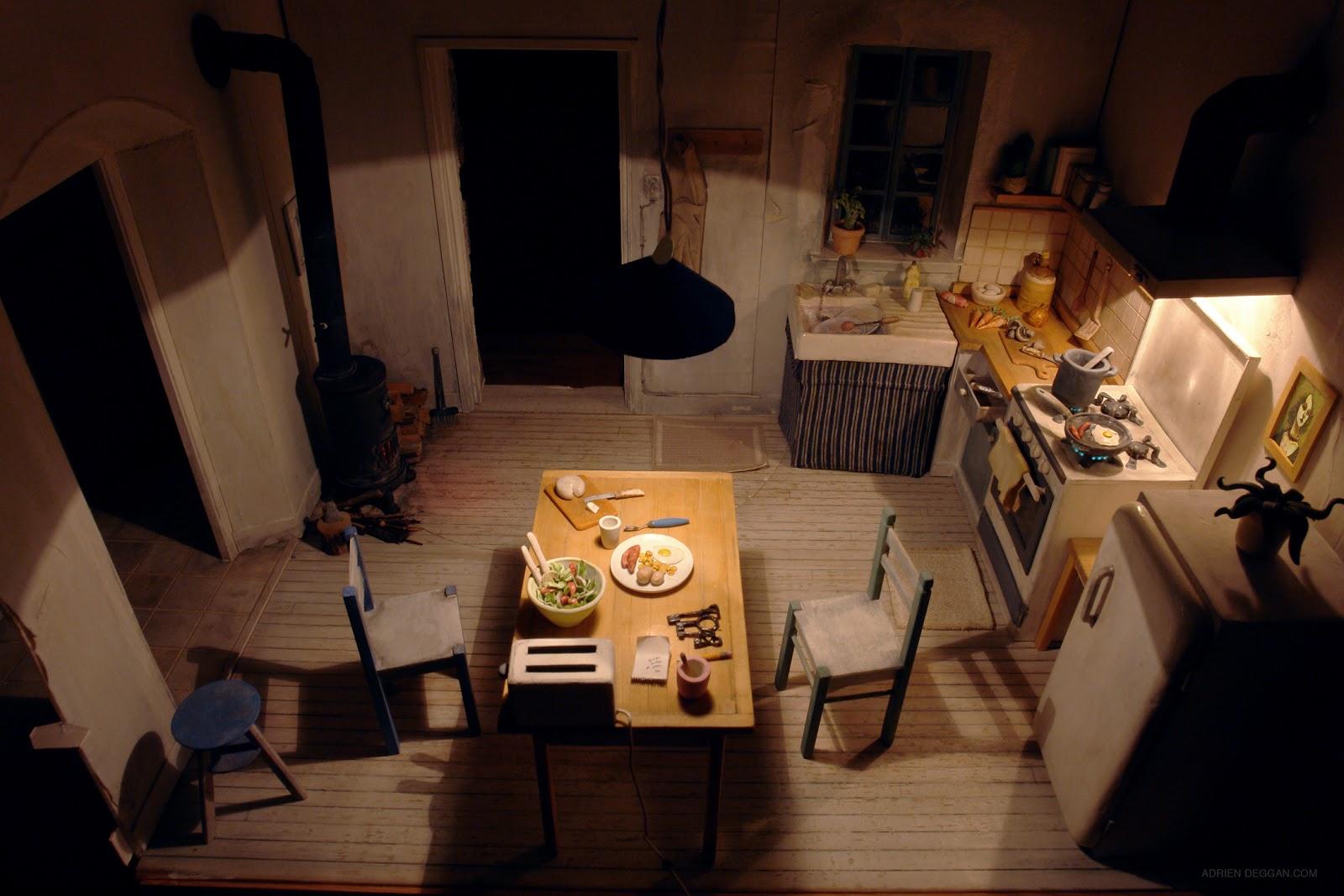 Kitchen Set Adrien Deggan