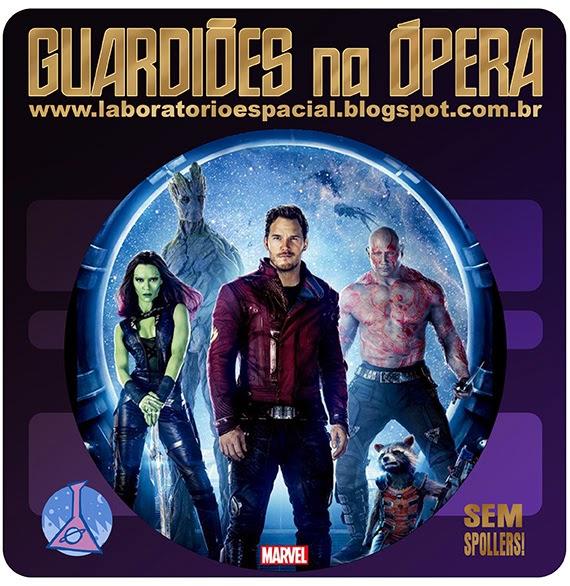 Laboratório Espacial:  Guardiões na Ópera
