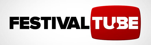 festivaltube logo cinema roma 2012 youtube