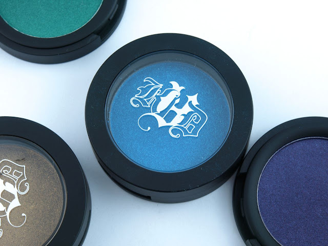 Kat Von D Metal Crush Eyeshadow: Review and Swatches