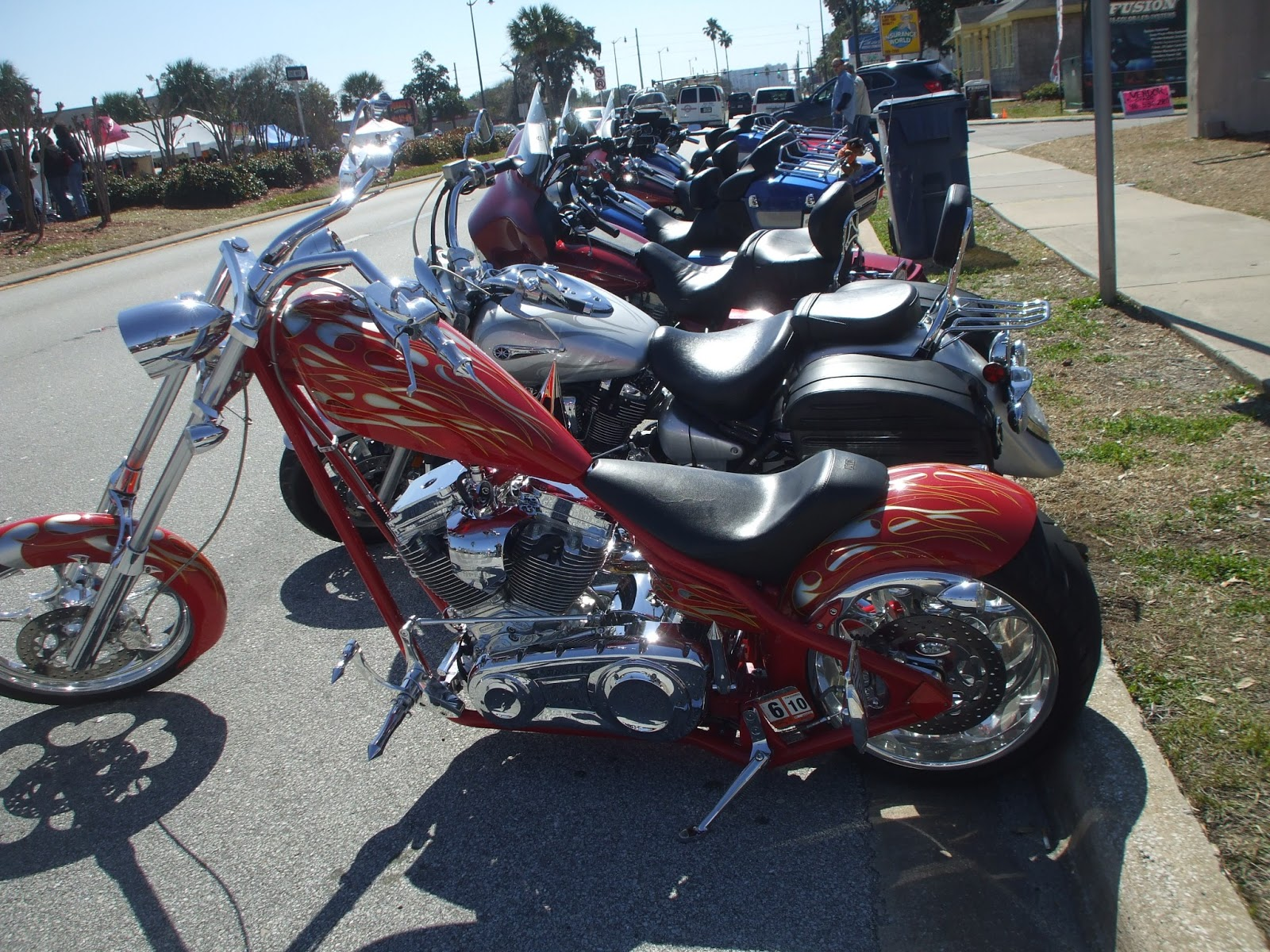 Ghost Riders Leather 2008 Mar Daytona Bike Week