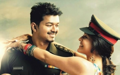 Play Thuppakki Songs Online