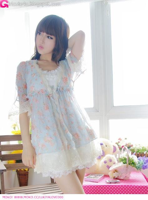 4 Lace girl - LuKiYa-very cute asian girl-girlcute4u.blogspot.com