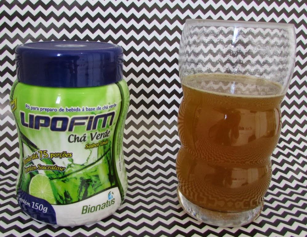 Lipofim, Chá Verde, Bionatus