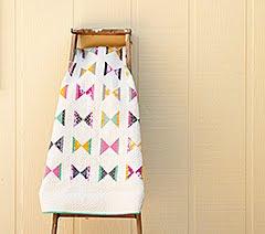 Modern Butterfly Quilt Pattern (PDF)