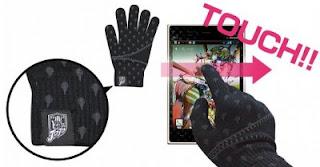 Jojo, Sarung Tangan Khusus Pengguna Smartphone