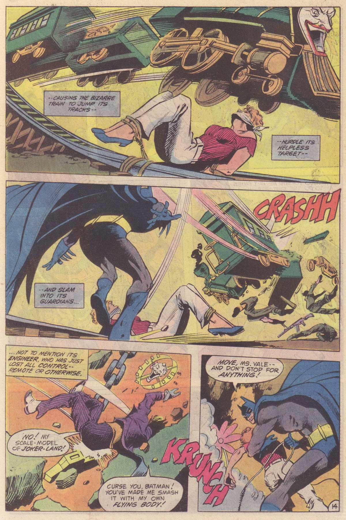 Detective Comics (1937) Issue #532 Page 15