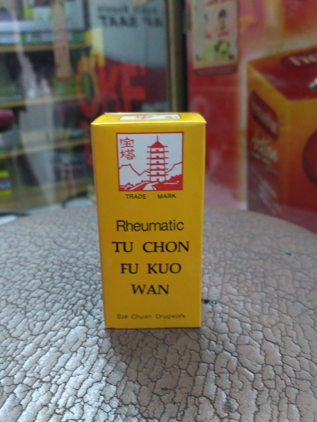 OBAT RHEUNAMATIC TU CHON FU KUO WAN