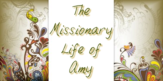 The Missionary Life of Amy