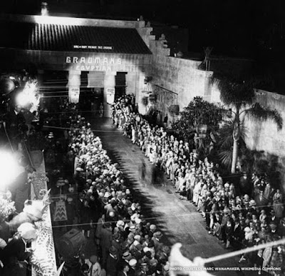 Estreno de Robin Hood, 1922