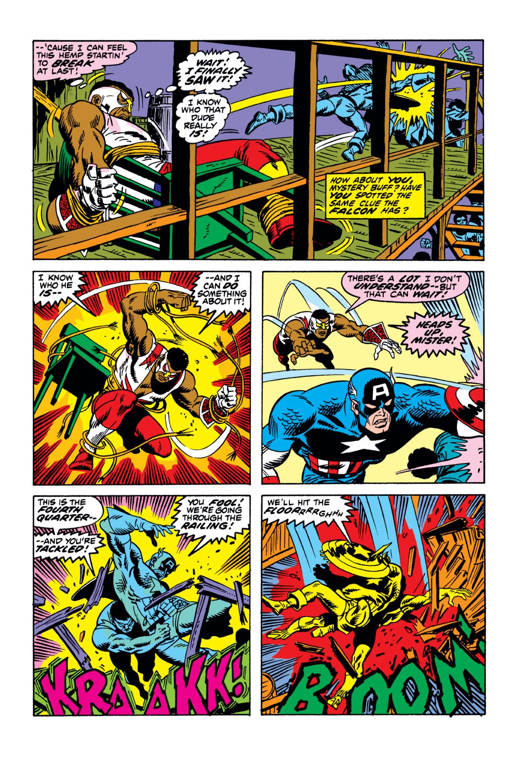 Captain America (1968) Issue #154 #68 - English 13