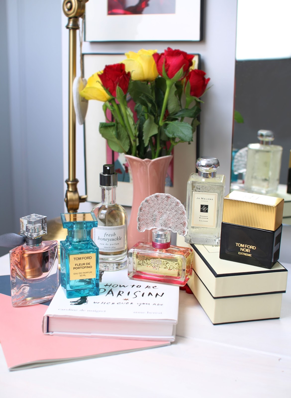 Summer Fragrances from Tom Ford, Anna Sui, Jo Malone, Fresh and Lancome