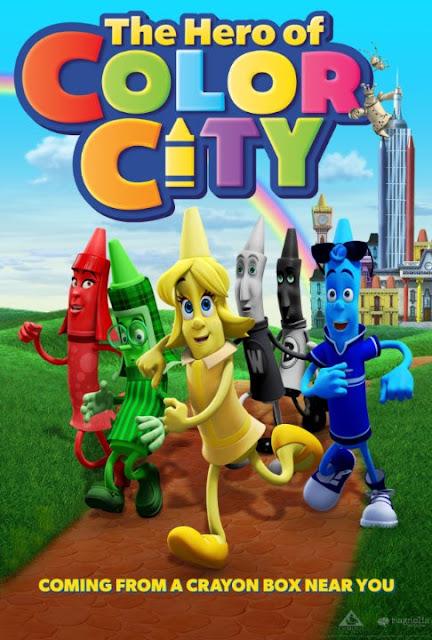 Assistir Os Heróis da Cidade das Cores Dublado HD