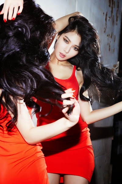Hyuna Red Teaser