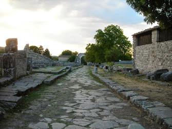 Sito archeologico di Sepino (CB)