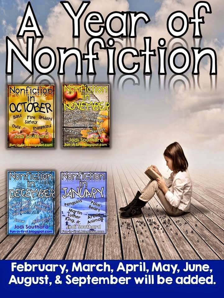 http://www.teacherspayteachers.com/Product/A-Year-of-Nonfiction-1564581