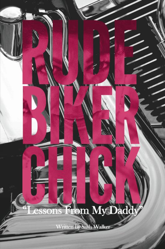 rude biker chick