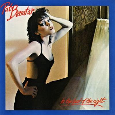 Pat Benatar - In The Heat Of The Night 1979 (USA, Melodic Hard Rock/AOR)