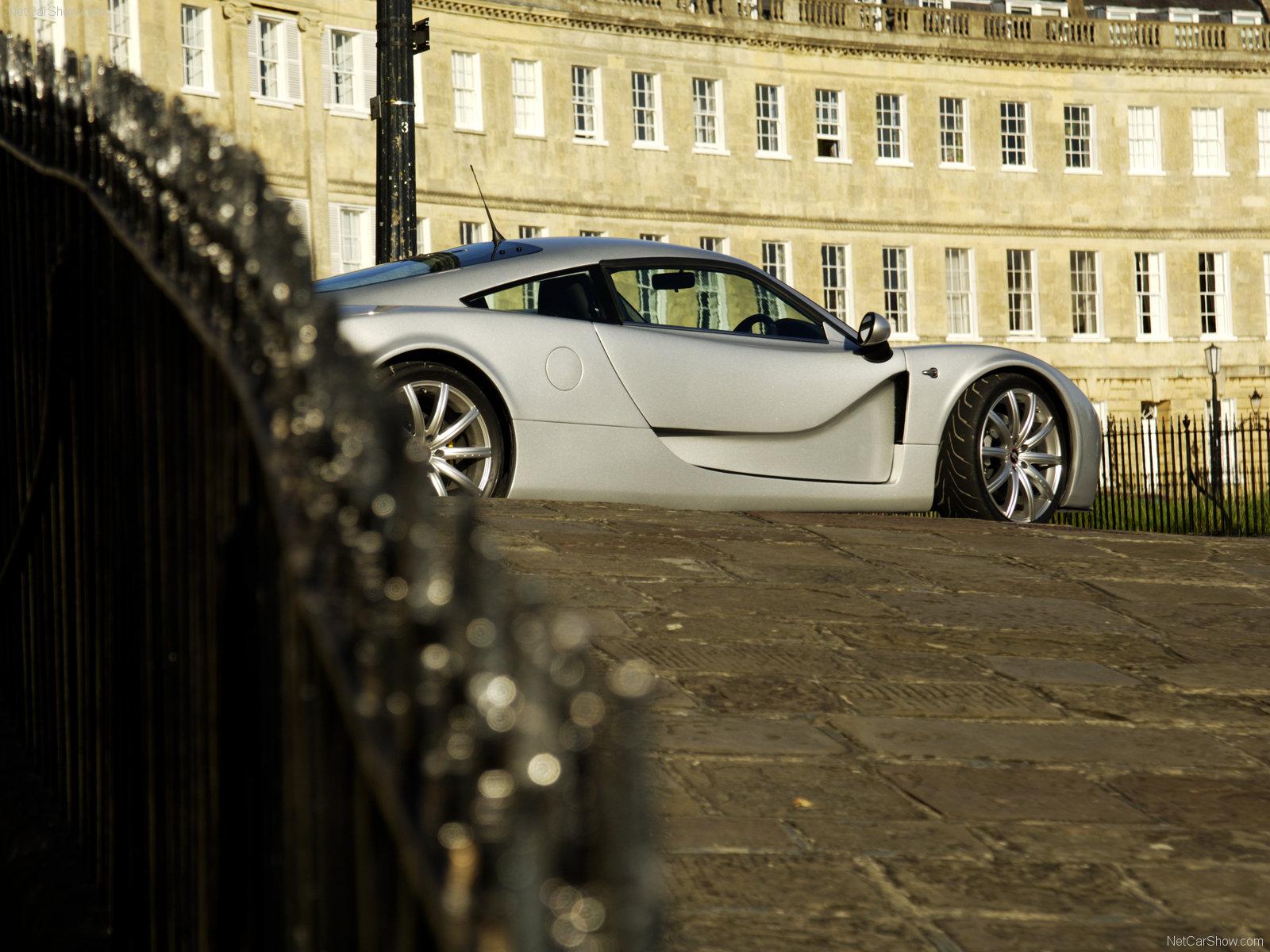 Hình ảnh siêu xe Farbio GTS 2008 & nội ngoại thất