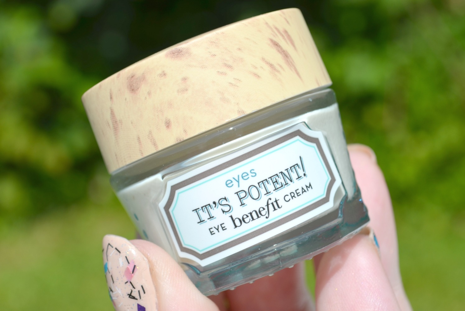 Benefit It's Potent! Eye Cream Review