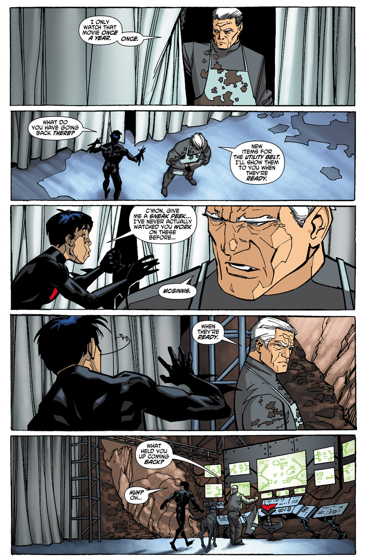 Batman Beyond (2010) Issue #1 #1 - English 15