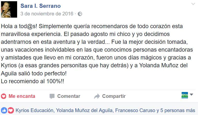 Camino de Santiago + aromaterapia Agosto 2017/17-99 años