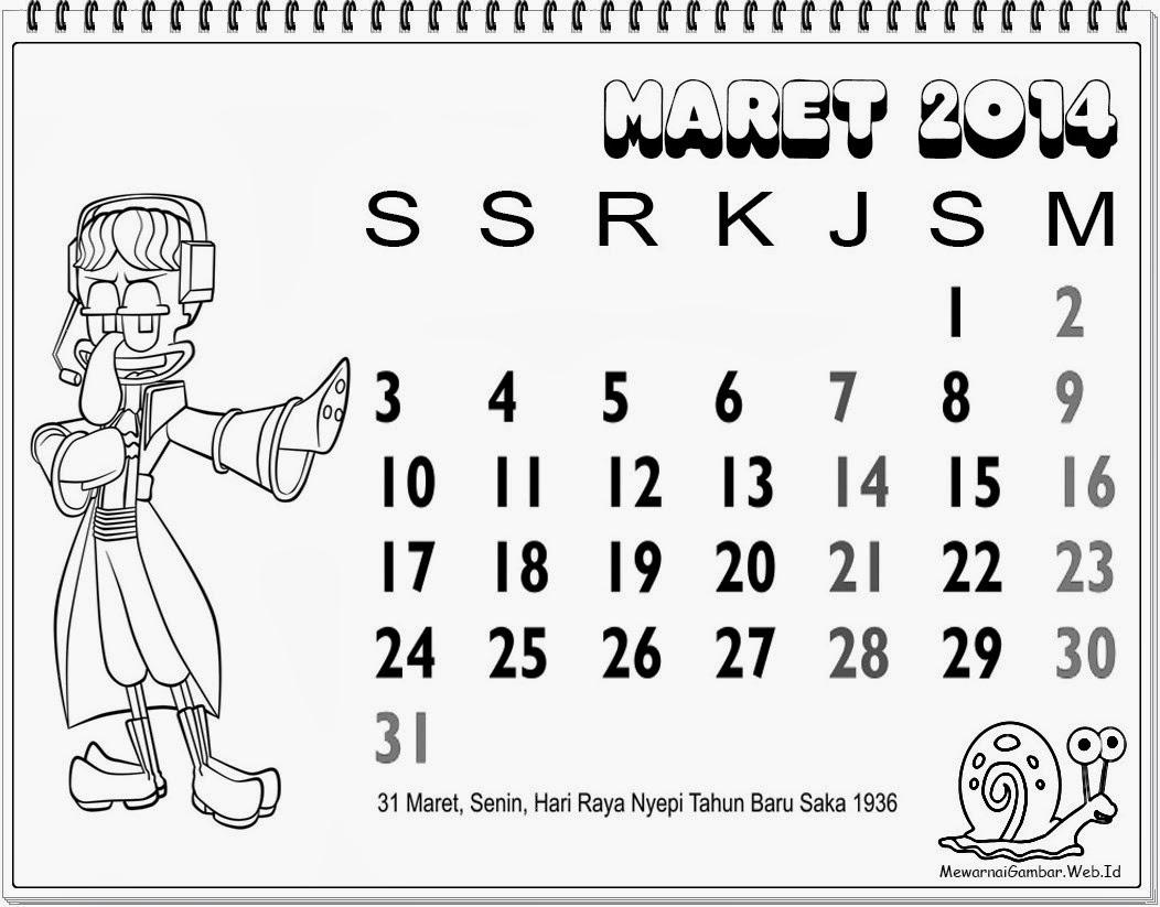 Semoga dengan adanya kalender anak indonesia 2014 gratis ini bisa